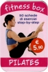 Pilates - Fitness Box 50 schede di esercizi step-by-step