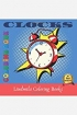 Clocks Coloring Book