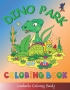 Dino Park Coloring book