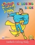 Super Heros Coloring Book