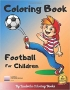 Coloring book Football for children