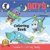 Boys Coloring Book