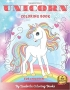 Unicorn Coloring Book for Children
