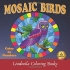 Mosaic Birds Color by Numbers