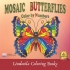 Mosaic Butterflies Color by Numbers