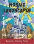 Mosaic Landscapes Color by Numbers ...